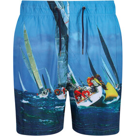 Regatta Mawson Swim Shorts Men, yacht photographic